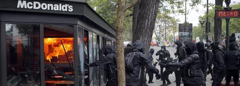 Manifestation du 1er mai : plus de 200 casseurs arrêtés à Paris