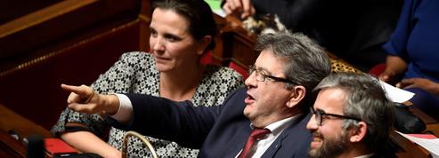 Qualifiés par Macron de «pyromanes indignés», les Insoumis répliquent
