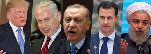 Syrie, Iran, Turquie, Israël... Pourquoi la tension va (encore) monter au Moyen-Orient