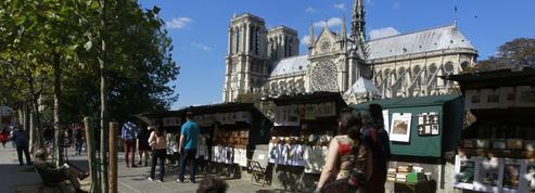 Paris souhaite inscrire ses bouquinistes au patrimoine de l'Unesco
