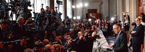 L'Italie empêtrée dans une crise politique sans précédent