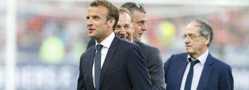 Macron aimerait que Zidane «joue un rôle pour le pays»