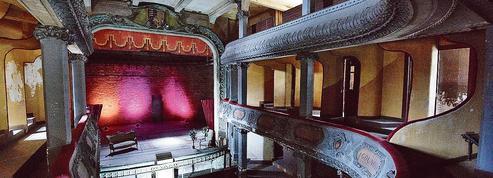 Loto du patrimoine: à la découverte du Théâtre des Bleus de Bar-le-Duc