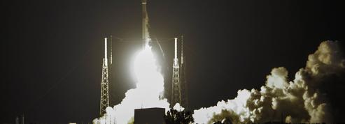 SpaceX lance le plus puissant satellite électrique européen