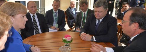 Ukraine: une rencontre «format Normandie» pour tenter de relancer le processus de paix