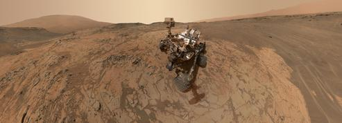 La Nasa mesure d'étranges variations du méthane sur Mars