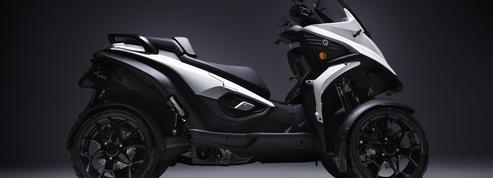 Le scooter à quatre roues se réinvente