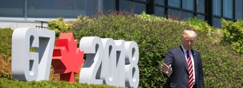 G7: l'union de circonstance des Européens