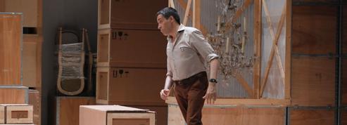 Avec Laurent Poitrenaux, un avare généreux au théâtre de l'Odéon