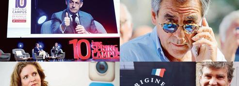 Sarkozy, Fillon, NKM, Montebourg: leur nouvelle vie en entreprise