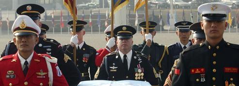 Des dépouilles de soldats américains coincées en Corée du Nord depuis 65 ans