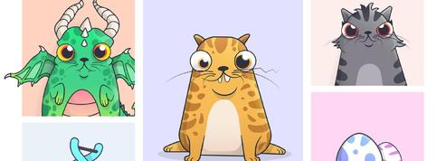 Les ventes de chatons virtuels CryptoKitties s'effondrent
