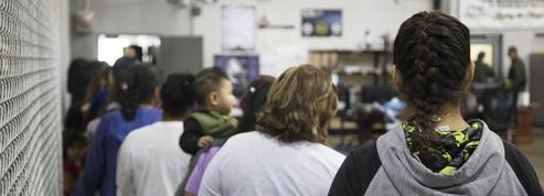 La séparation des familles de migrants, le tollé de la politique migratoire américaine