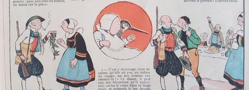 Bécassine : dès 1923 un baron prend sa défense