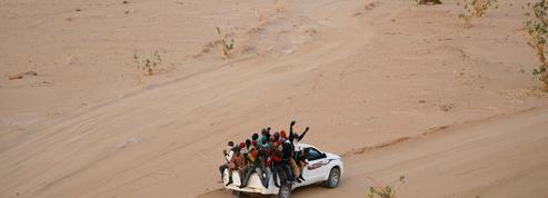 Le difficile contrôle des routes clandestines du désert sahélien