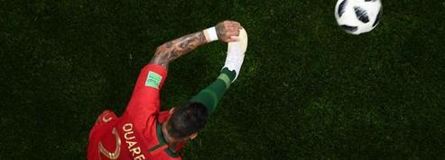 Coupe du monde 2018 : la fausse photo du but de Quaresma