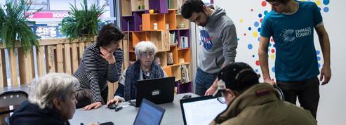 Illectronisme: ces Français fâchés avec le Net