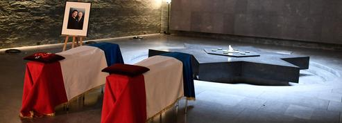 Avant le Panthéon, dernier hommage à Simone Veil au Mémorial de la Shoah