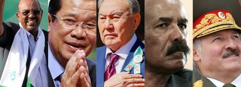 Ces dictateurs qui ne font pas la une