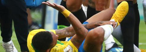 Coupe du monde 2018 : une pub KFC se moque des roulades de Neymar