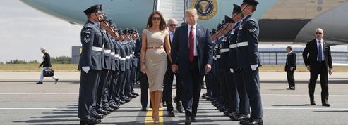 Trump à Londres: la «relation spéciale» dans tous ses états
