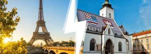 Face à la Croatie, la France arrache la victoire économique d'une courte tête