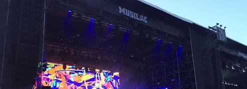 La dernière soirée du festival de Musilac annulée en raison d'une tempête