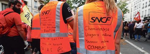 790 millions d'euros, le coût abyssal des grèves pour la SNCF
