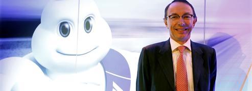 Michelin : les ventes tirées par le haut de gamme