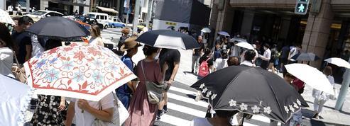 Canicule au Japon : la chaleur fait au moins 80 morts