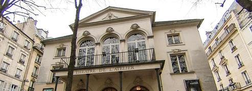 Nagui et Briançon doublés sur la vente du théâtre de l'Atelier à Paris