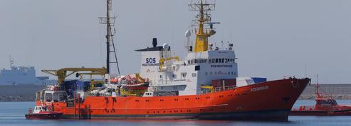 Migrants en Méditerranée: l'Aquarius reprend la mer