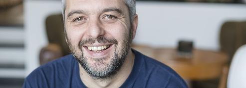 Ces phénomènes d'édition surprises : en Belgique, Le champ de bataille de Jérôme Colin