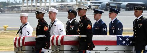 Les dépouilles de soldats américains tombés en Corée rentrent enfin aux États-Unis