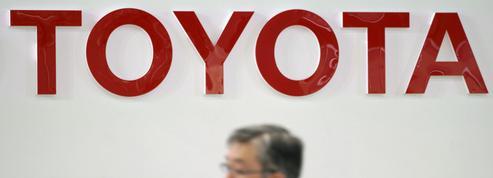 Toyota redoute les taxes américaines sur l'automobile