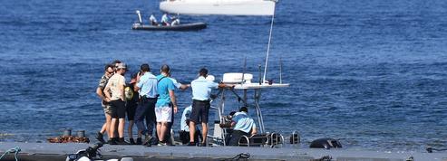 Fort de Brégançon : le drone est tombé à l'eauà cause d'un brouilleur d'ondes