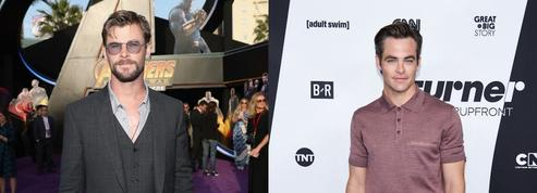 Star Trek 4 ,bras de fer entre la production et les acteurs Chris Pine et Chris Hemsworth