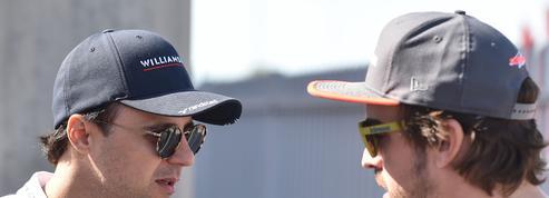 Felipe Massa accuse son ancien coéquipier Fernando Alonso de «diviser les équipes»