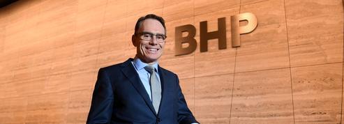 Le groupe minier BHP soigne désormais ses actionnaires
