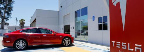 Les fournisseurs de Tesla s'inquiètent de ne plus être payés