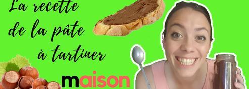 Réalisez votre pâte à tartiner gourmande sans huile de palme