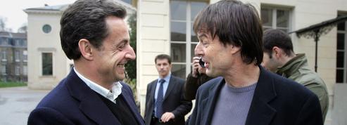 Démission de Hulot : «Il y a tellement plus important», relativise Sarkozy