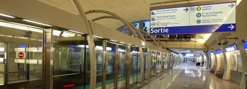 Paris : la ligne 14 du métro bloquée, les usagers évacués par les tunnels