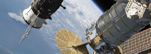 Un trou de perceuse à l'origine de la fuite dans l'ISS