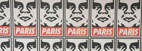 Shepard Fairey ouvre une boutique Obey à Paris