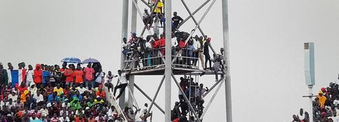 Dramatique bousculade à l'entrée du stade pour Madagascar-Sénégal
