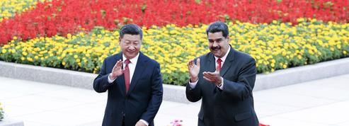 Nicolas Maduro en Chine à la recherche de soutiens économiques