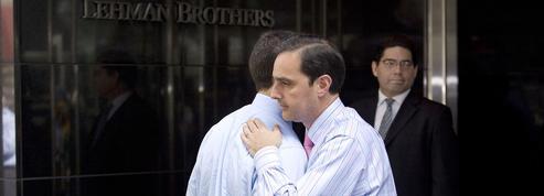 Une petite sauterie pour les dix ans de la faillite de Lehman Brothers fait des vagues dans la City