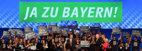 Face à l'AfD en Bavière, la CSU change de stratégie