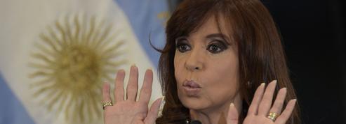 Argentine : l'ex-présidente Cristina Kirchner inculpée pour corruption